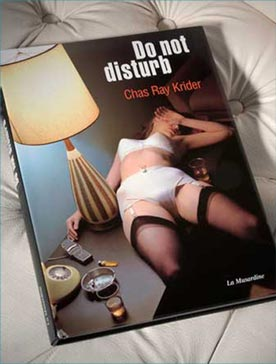 Do Not Disturb book